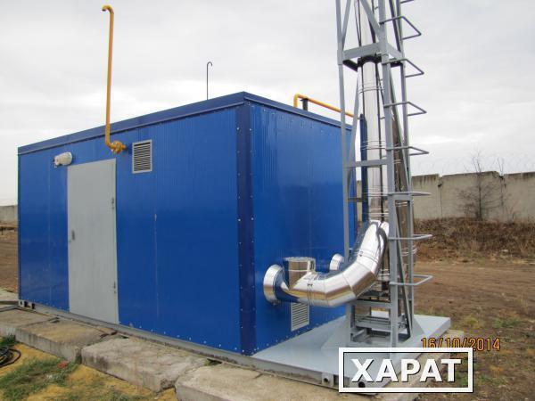 газовая котельная 1000 квт